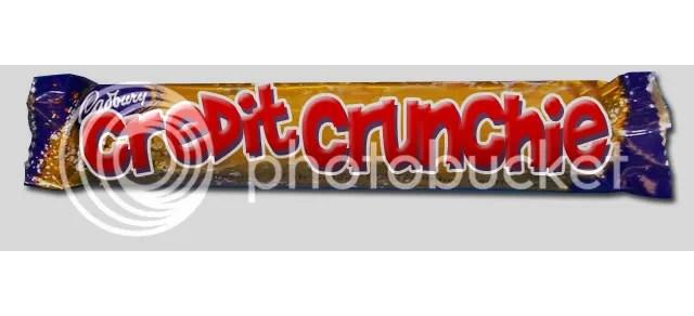 Credit Crunchie