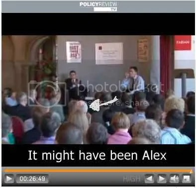 David Miliband video