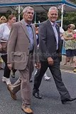 Cllr. Arthur Meeks and Rob Dix, South Shields
