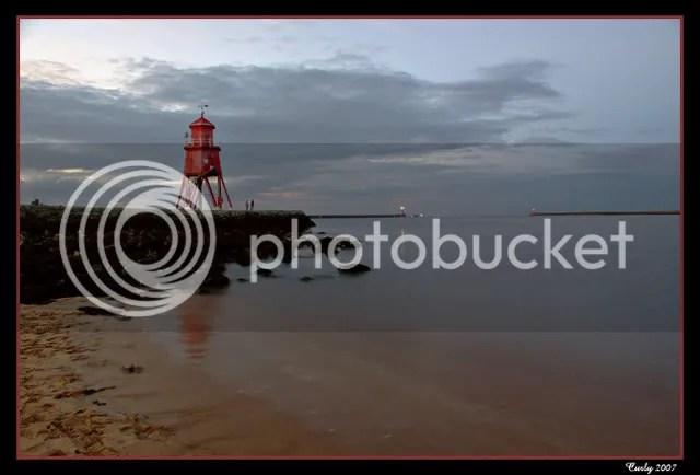 The Groyne, South Shields