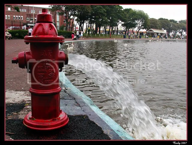 Water hydrant, South Marine Park, South Shields