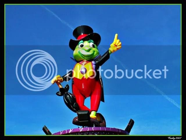 Jiminny Crickett, South Shields Amusement Park