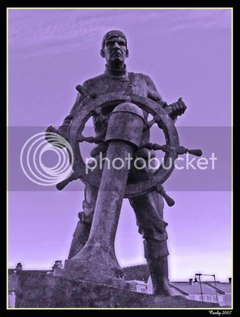 Merchant Seaman Memorial, South Shields
