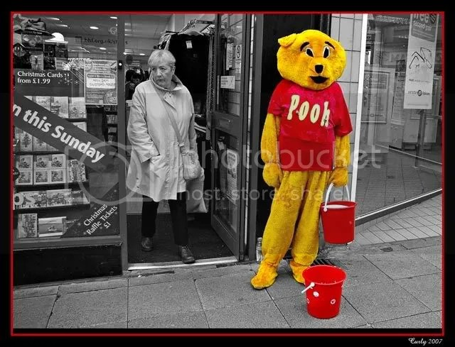 charity collection, south shields