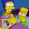 Marge & Bart
