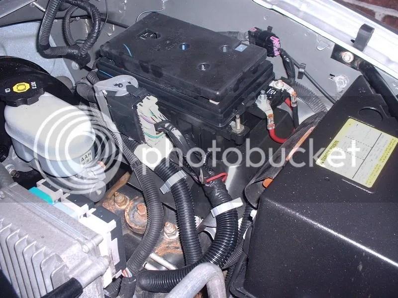 2002 Gmc Envoy Fuse Box
