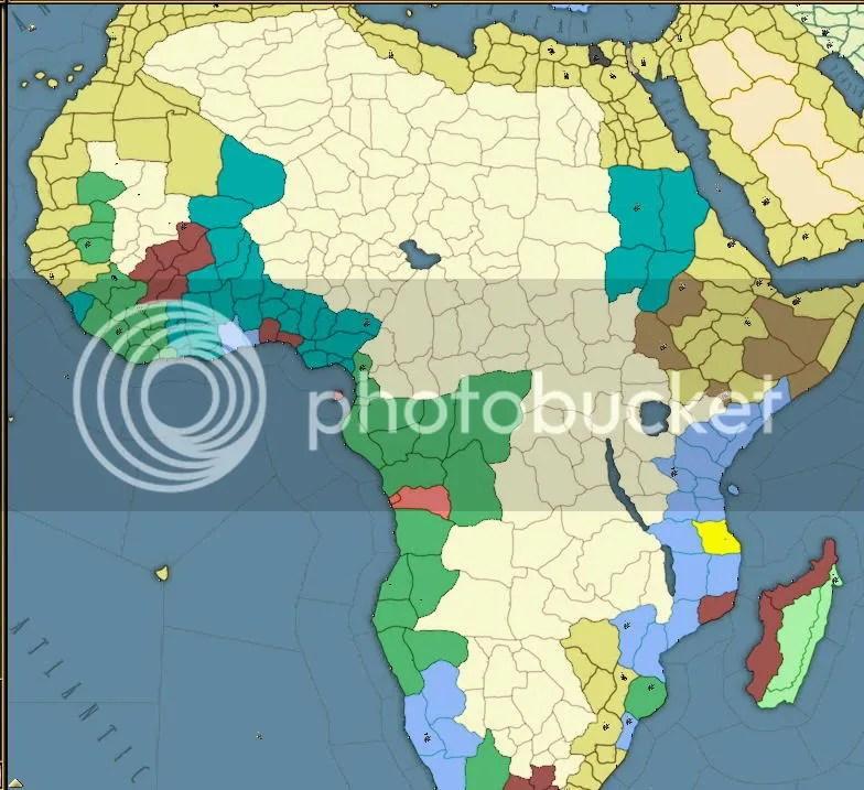Africa 1849