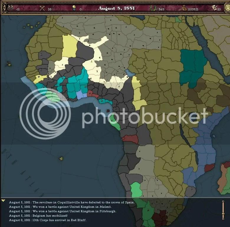 African Rebels