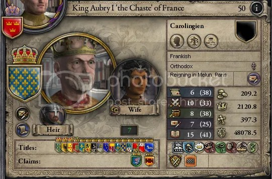 Aubry of France