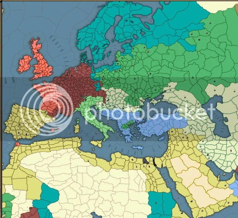 Europe 1849