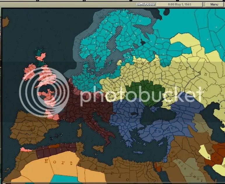 Europe 1941