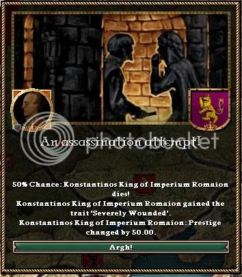 Konstantinos dies