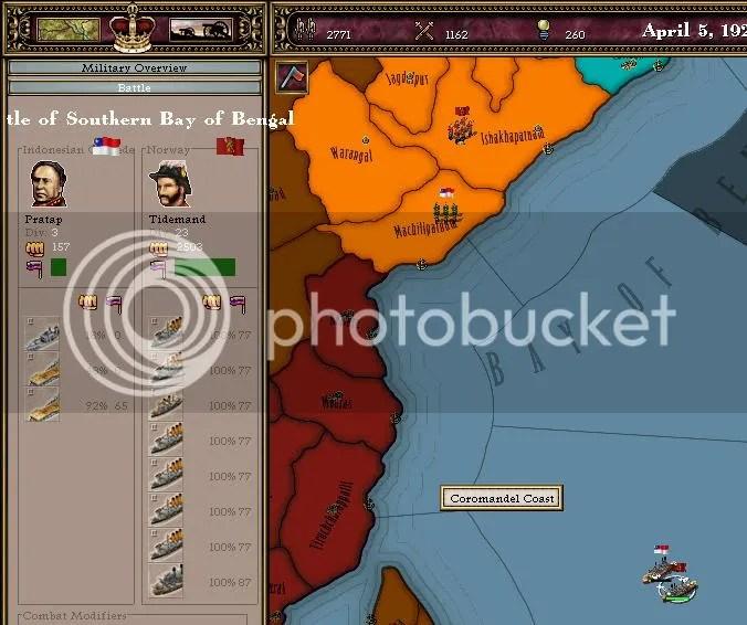 Naval Battle 2