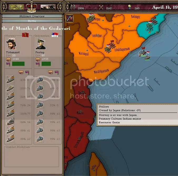 Naval Battle 3