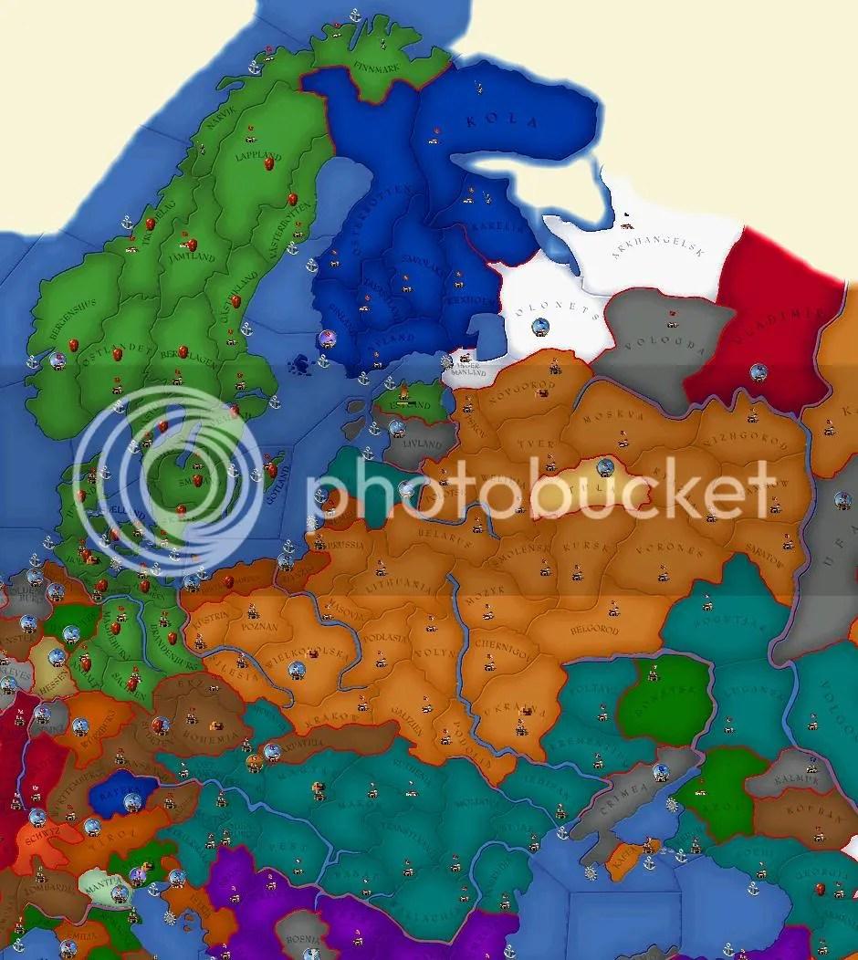 Norway, 1451