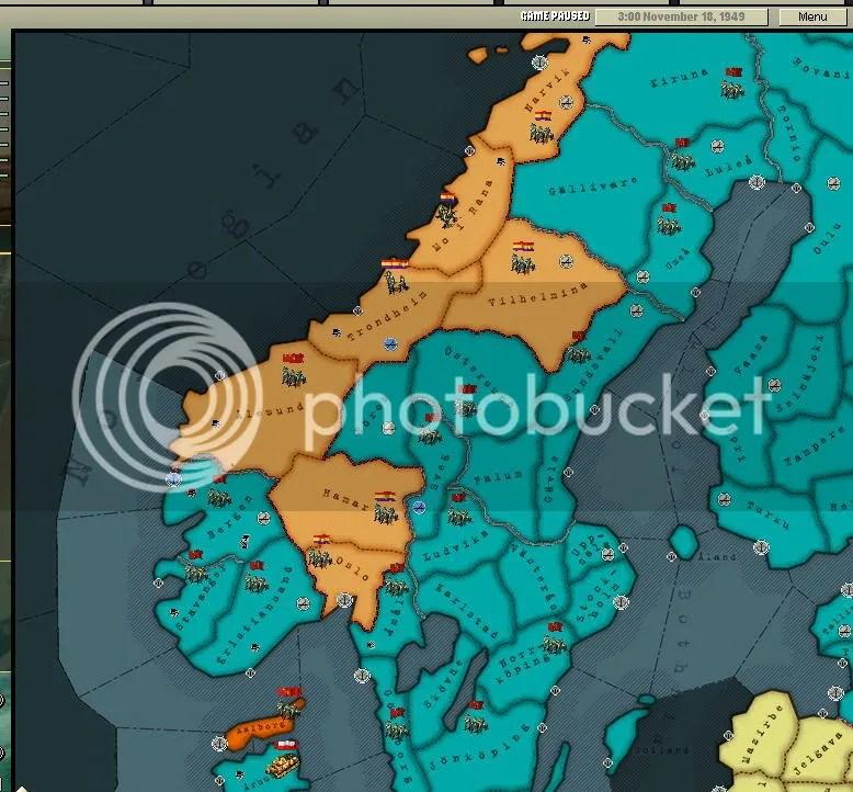 Norway November 18th