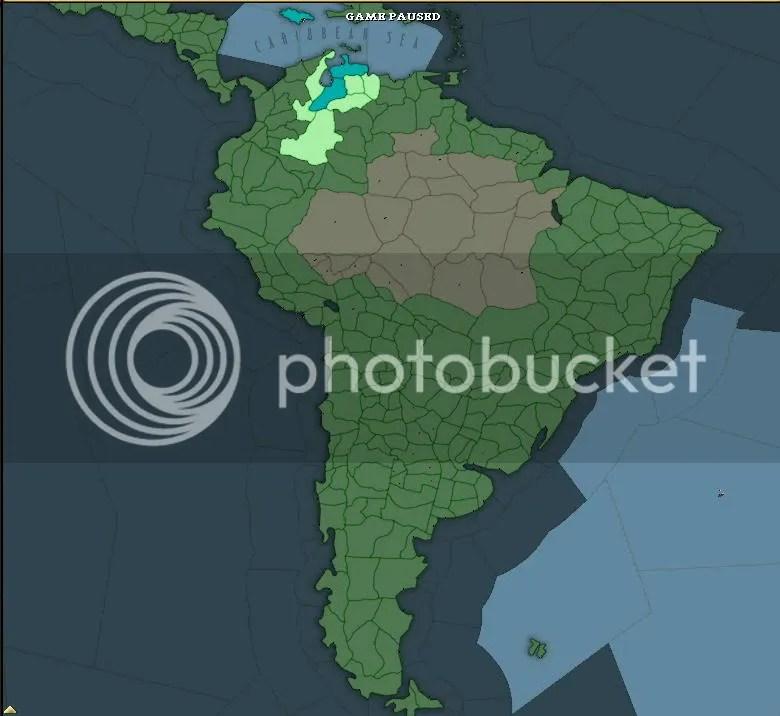 South America, 1880