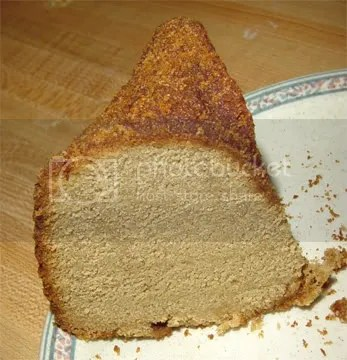 the last of the brown sugar pound cake