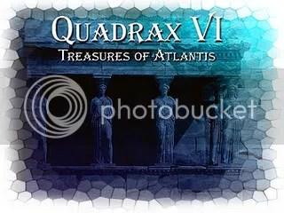 Quadrax VI: Treasures of Atlantis