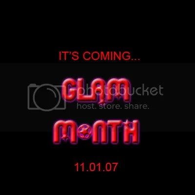 Glam Month