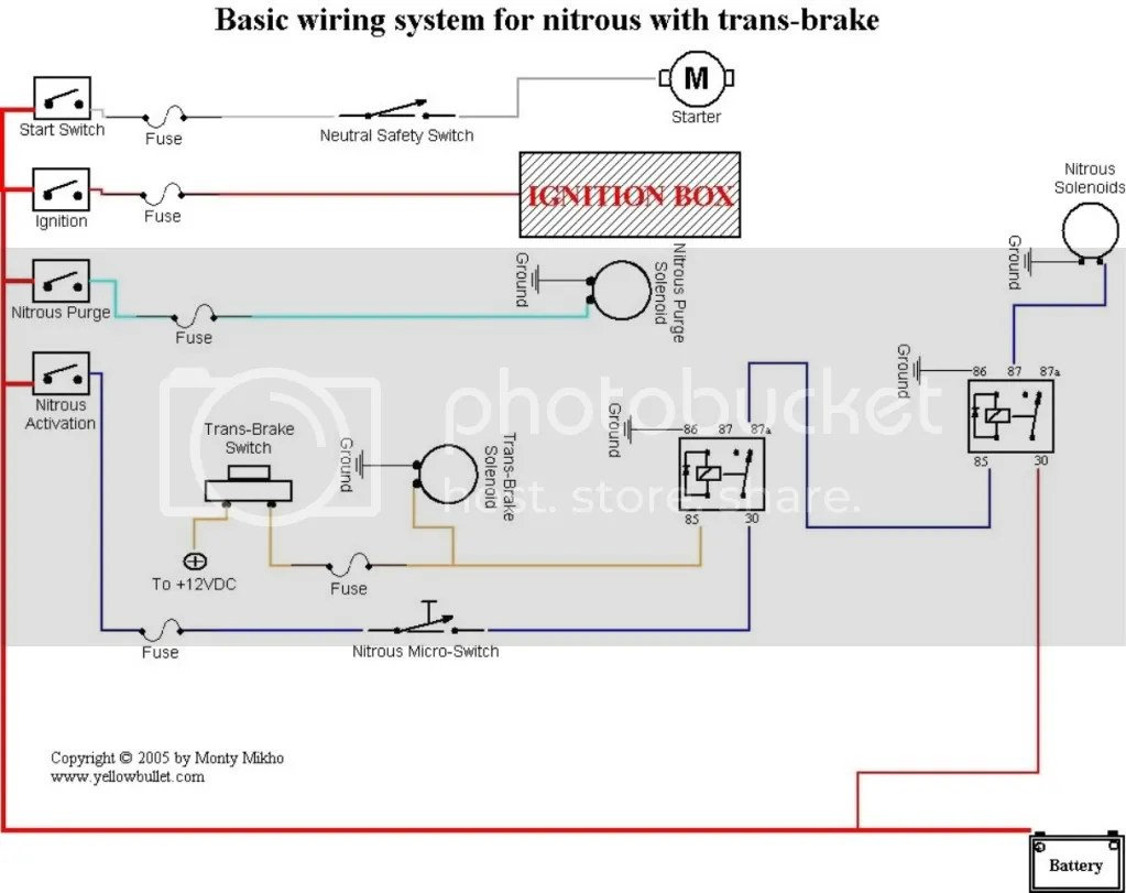 msd dis 2 wiring diagram ignition 6al 6420 8975 | library
