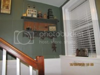Foyer/Stairway wall color