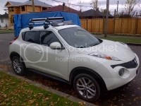Roof rails and box. - Nissan Juke Forum, UK's no1 Group ...