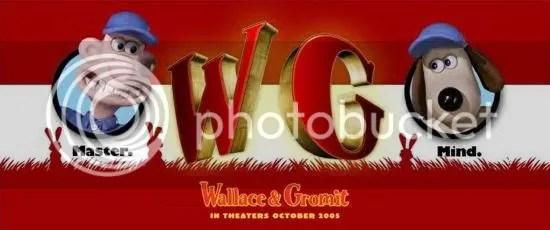 Wallce & Gromit