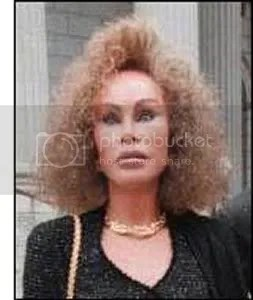 Jocelyn Wildenstein, the Bride of Wildenstein!