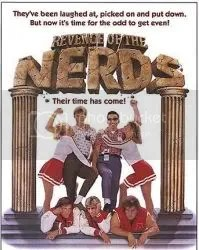 Nerds and the revenge thereof
