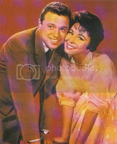 Steve and Eydie, bay-bee!