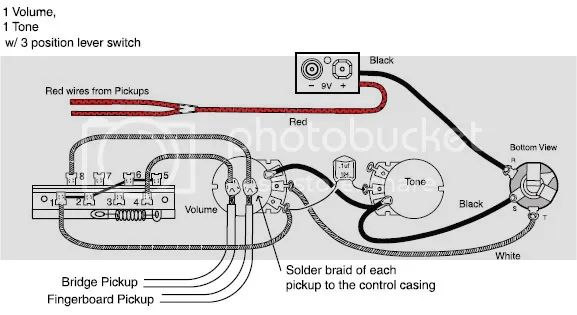 ug community emg81 wiring help