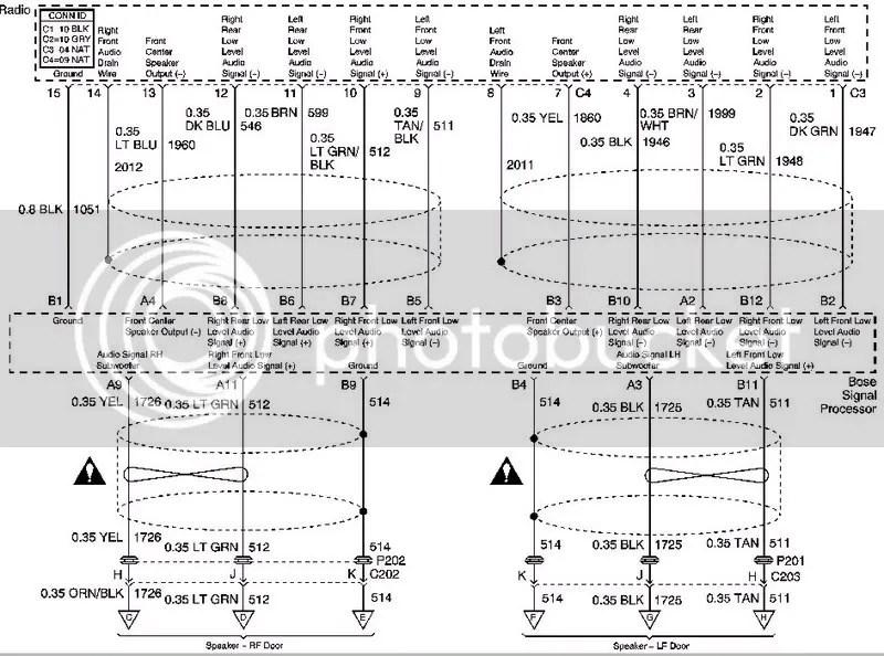 1999 nissan altima speaker wiring diagram volleyball 4 2 rotation corvette 99 schematic diagram1999 c5 factory radio wire corvetteforum chevrolet