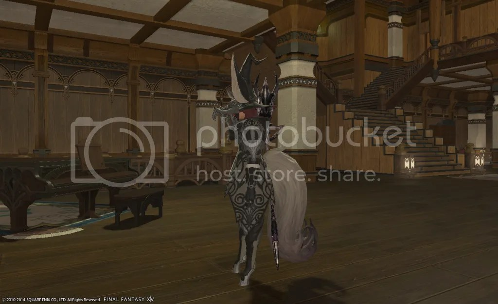The BLM I100 Wolfseye PvP Gear Looks Awful On Males