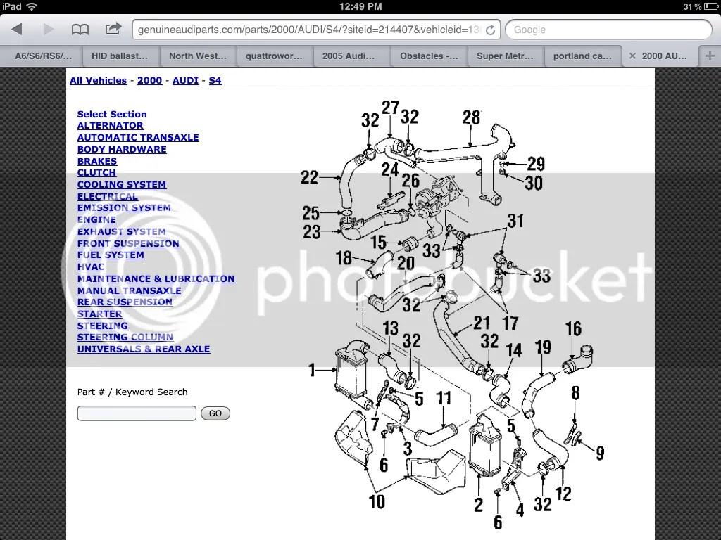 hight resolution of parts list help