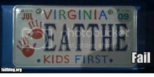 Virginia -- Eat the Kids First