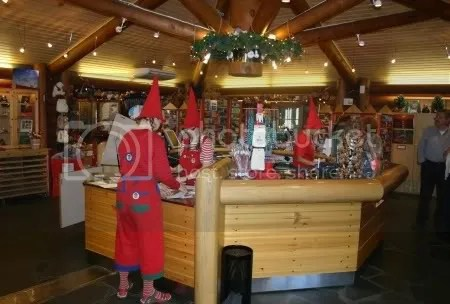 postkantoor kerstman