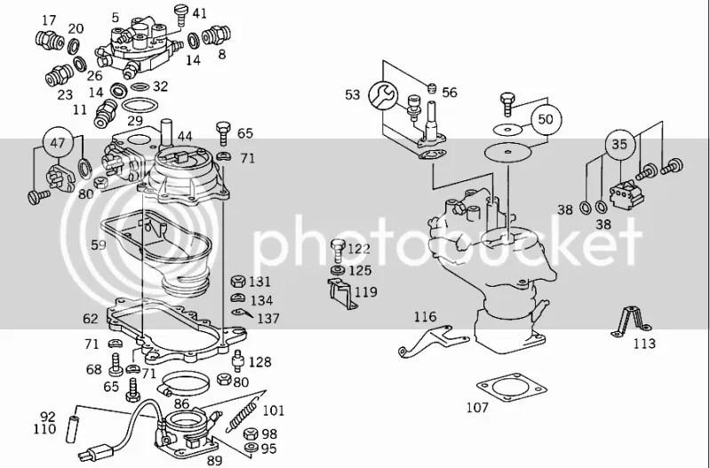 Ke Jetronic Fuel Injector