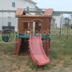 Little Tikes Chairs Tall Garden Timbertop Treehouse Swingset Pictures, Images & Photos | Photobucket