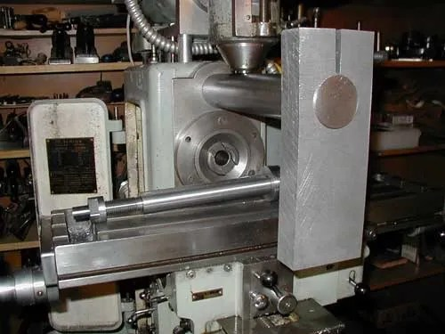 Bridgeport M Head Spindle