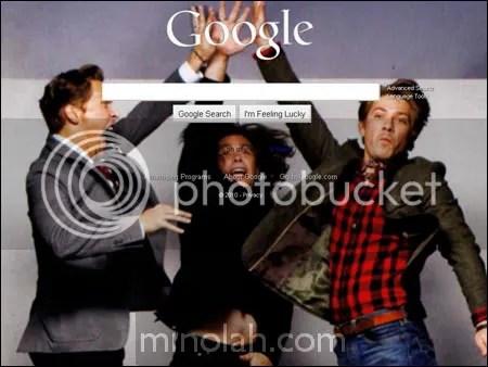 hanson google page