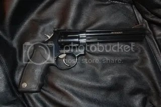 Taurus Model 66 Revolver « Gunner's Journal
