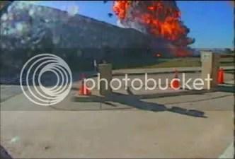 Pentagon explosion, 9/11