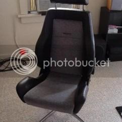 Desk Chair Diy Gel Office Cushion Vwvortex Com Recaro Modified By Werdna75 At 4 51 Pm 2 11 2006