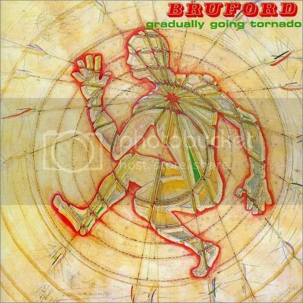 Gradually Going Tornado by Bill Bruford