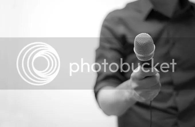 being media