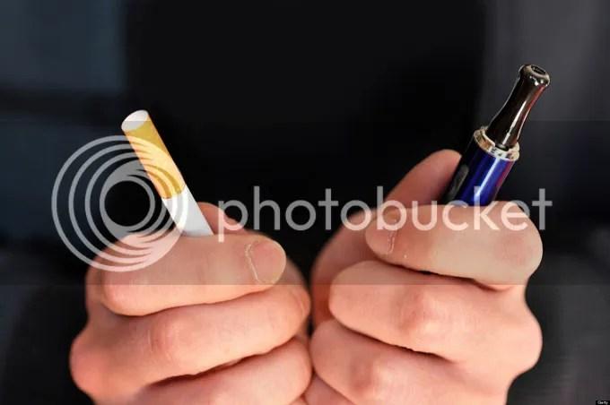 rokok dan rokok elektrik