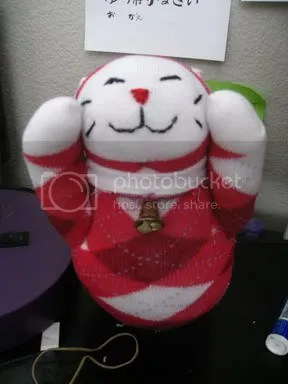 Mr. Lucky Cat