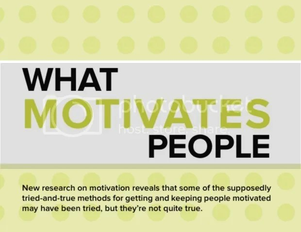 What Motivates People - Susan Weinschenk