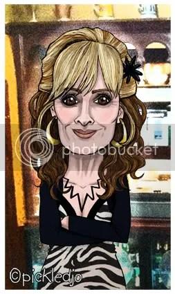Liz McDonald, Beverly Callard